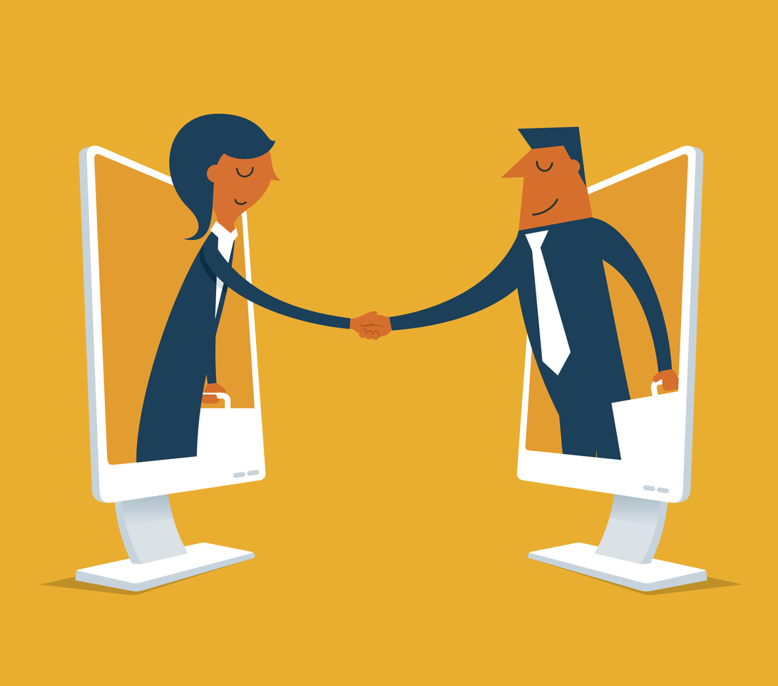 Sales and Marketing: The Perfect One, Two Punch.