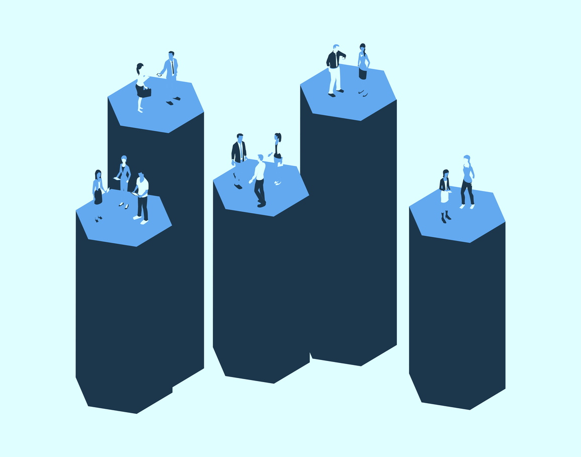 Sales And Marketing Alignment: Breakdown Silos In Your B2B Tech Organization